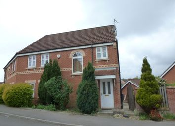 Thumbnail 3 bed detached house to rent in Prominence Way, Sunnyside, Rotherham