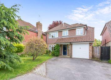 Thumbnail 4 bed detached house for sale in Pinehurst, Horsham, West Sussex