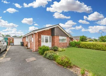 Thumbnail 2 bedroom detached bungalow for sale in Maer Lane, Market Drayton