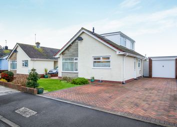 Thumbnail 3 bed detached bungalow for sale in Merganser Close, Rest Bay, Porthcawl
