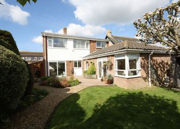 Thumbnail 5 bed detached house to rent in Seaton Road, Highcliffe, Christchurch