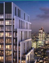 Thumbnail 1 bedroom flat for sale in Atlas Building, London