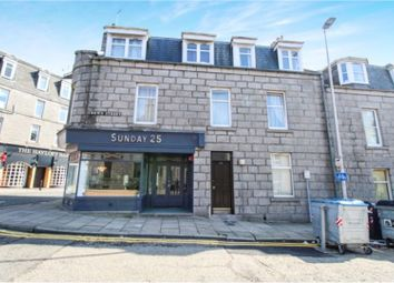 Thumbnail 1 bed flat for sale in Crown Street, Aberdeen