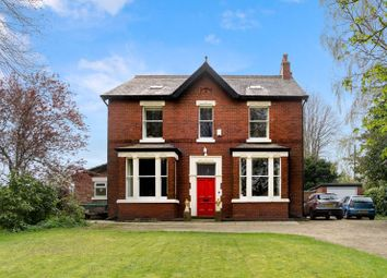 Thumbnail 5 bed detached house for sale in Liverpool Road, Longton, Preston