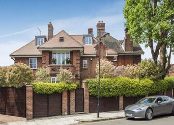 Thumbnail 6 bed detached house for sale in Perceval Avenue, London