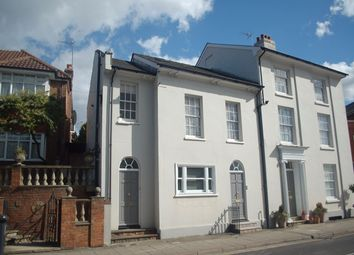 Thumbnail 1 bed flat to rent in Queen Street, Hitchin