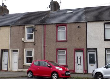 2 bed terraced house for sale in Mountain View, Harrington, Workington CA14