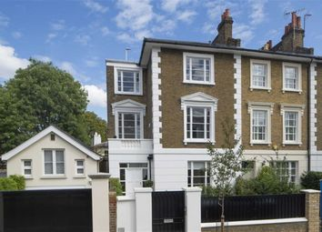 Thumbnail 4 bedroom property for sale in Woronzow Road, St John's Wood, London