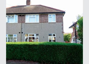 Thumbnail 3 bed flat for sale in Ground Floor Flat, 16 Dryden Close, Greater London