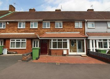 Thumbnail 3 bed town house for sale in Bloxwich Lane, Walsall