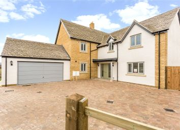 Thumbnail 5 bed detached house for sale in New Town Park, Toddington, Cheltenham, Gloucestershire