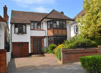 Thumbnail 5 bedroom detached house for sale in Chalkwell Avenue, Westcliff On Sea, Essex