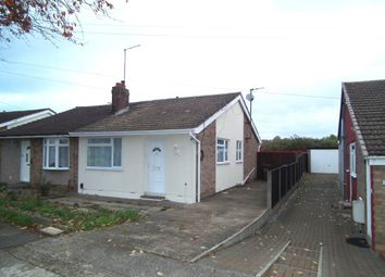 Thumbnail 2 bed bungalow to rent in Druids Way, Northampton