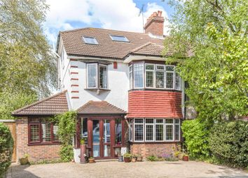 Thumbnail 5 bedroom semi-detached house for sale in Sherwood Way, West Wickham