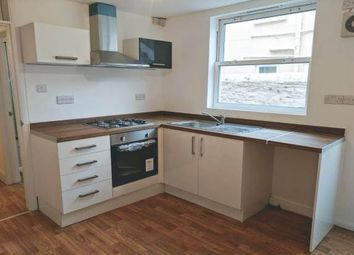 Thumbnail 1 bed flat to rent in 63 Neswick Street, Plymouth