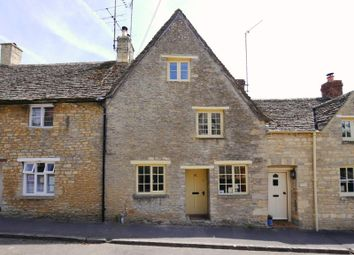 Thumbnail 2 bed cottage to rent in Main Street, Coln St. Aldwyns, Cirencester