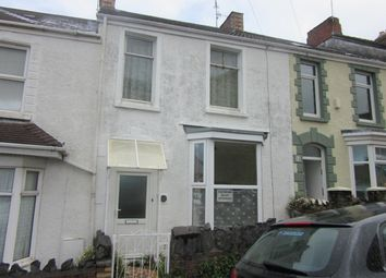 Thumbnail 4 bedroom terraced house to rent in Canterbury Road, Brynmill, Swansea. 0Du.