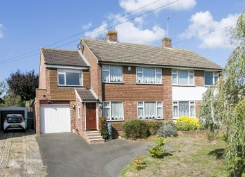 Thumbnail 4 bed property for sale in Hever Wood Road, West Kingsdown, Sevenoaks