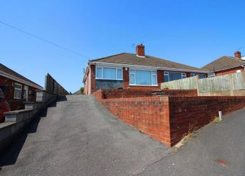 Thumbnail 2 bed semi-detached bungalow for sale in Chatterley Drive, Kidsgrove, Stoke-On-Trent