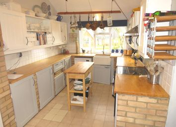 Thumbnail 2 bed detached bungalow for sale in Town Lane, Garvestone, Norwich