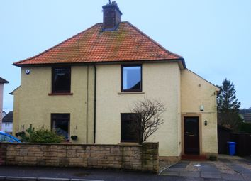 Thumbnail 2 bed semi-detached house for sale in Laurence Park, Kinglassie