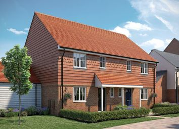 "Thumbnail 3 bed property for sale in ""The Hawkenbury"" at Avocet Way, Ashford"