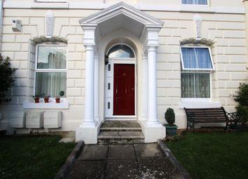 Thumbnail 1 bed flat to rent in Haddington Road, Stoke, Plymouth