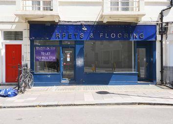 Thumbnail Retail premises to let in Denbigh Street, Pimlico, London