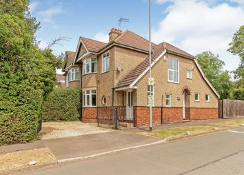 3 bed semi-detached house for sale in Harborough Road North, Kingsthorpe, Northampton NN2