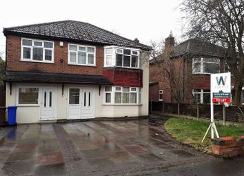 Thumbnail Room to rent in Wilbraham Road, Fallowfield, Manchester
