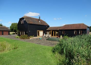 Thumbnail 4 bed barn conversion for sale in Stilebridge Lane, Marden, Tonbridge