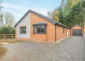 Thumbnail 3 bed detached bungalow for sale in Wharf Road, Higham Ferrers, Rushden