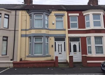 Thumbnail 3 bed terraced house for sale in 38 Long Lane, Wavertree, Liverpool