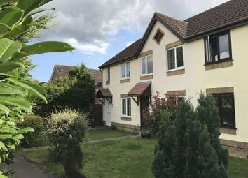 Thumbnail 2 bed end terrace house to rent in Watkin Road, Grange Park, Hedge End, Southampton