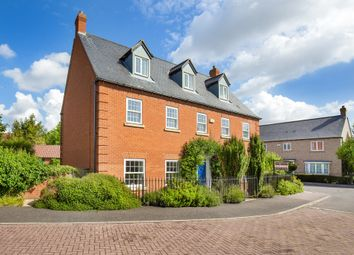 Thumbnail 6 bed detached house for sale in Lady Jermy Way, Teversham, Cambridge
