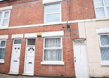 Thumbnail 4 bed terraced house to rent in Ullswater Street, Leicester