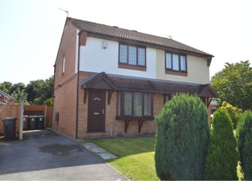 Thumbnail 2 bed semi-detached house for sale in Maplewood Grove, Prenton