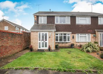 Thumbnail Semi-detached house for sale in Keymer Close, Luton