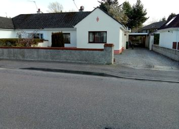 Thumbnail 3 bed semi-detached bungalow for sale in Broom Drive, Inverness