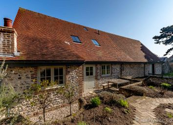 Thumbnail 1 bed barn conversion to rent in The Green, Rottingdean, Brighton