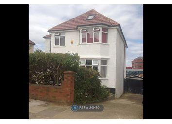 Thumbnail 1 bedroom flat to rent in The Ridgeway, London