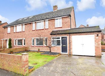 Thumbnail 4 bed semi-detached house for sale in Ward Crescent, Emsworth, Hampshire