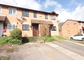 Thumbnail 2 bedroom terraced house to rent in Oaklands View, Cwmbran, Torfaen
