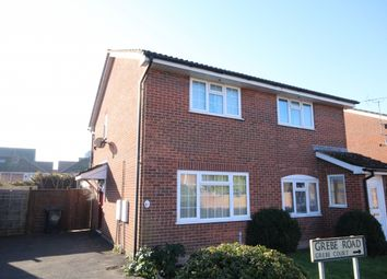 Thumbnail 2 bed semi-detached house for sale in Grebe Road, Bridgwater