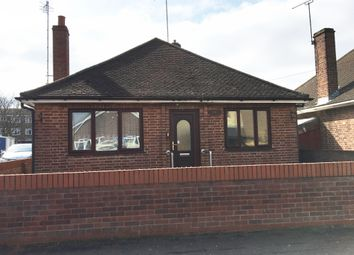 Thumbnail 2 bed detached bungalow for sale in North Street, Stanground, Peterborough