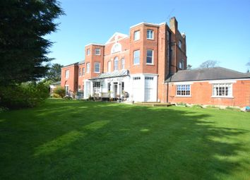Thumbnail 2 bed flat for sale in Woodcote Hall, Woodcote Road, Epsom