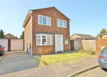 Thumbnail 3 bed detached house for sale in The Rowans, Sunbury-On-Thames, Surrey