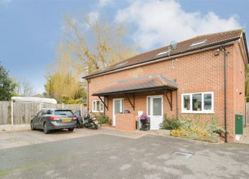 Thumbnail 3 bed semi-detached house to rent in Nolands Close, Romford