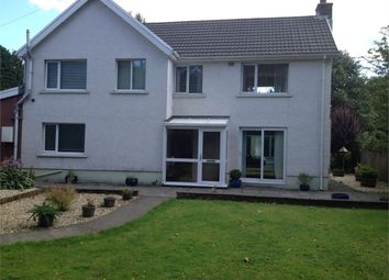 Thumbnail 3 bed detached house for sale in New Church Road, Ebbw Vale, Blaenau Gwent