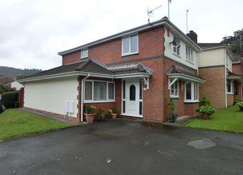 Thumbnail 4 bed detached house to rent in Waungron, Rhydyfro, Pontardawe, Swansea